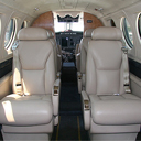 King Air 200 - Interior