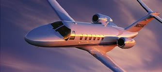 Avion - Citation Jet II