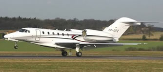 Aircraft - Citation X