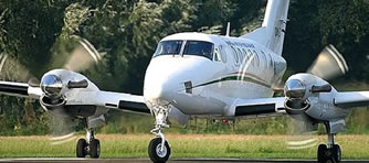 Avion - King Air 200