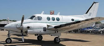 Aircraft - King Air 90