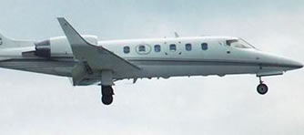 Aircraft - Lear Jet 31